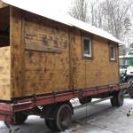 Wagenbau startet in Kürze