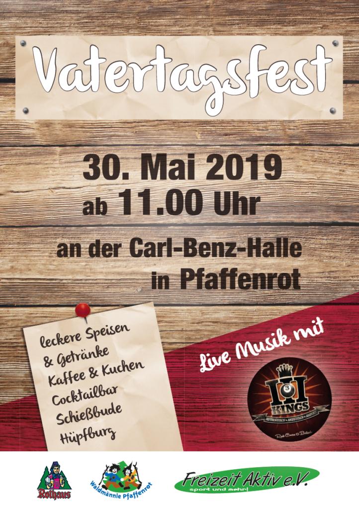 Vatertagsfest @ Carl-Benz-Halle